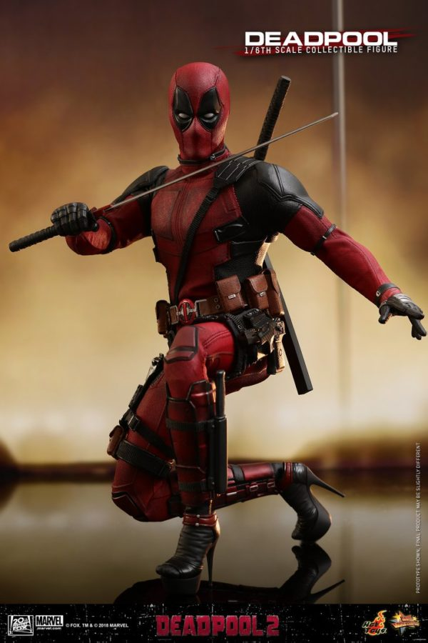 Hot Toys Deadpool 2 Deadpool 2