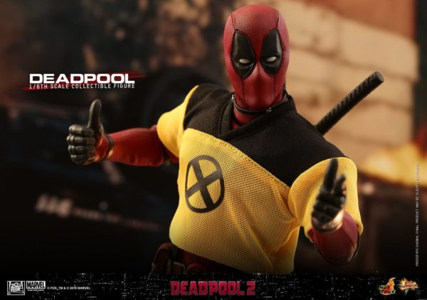 Hot Toys Deadpool 2 Deadpool 3