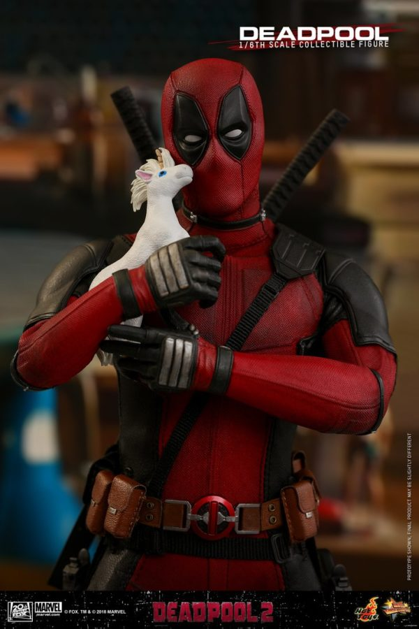Hot Toys Deadpool 2 Deadpool 5