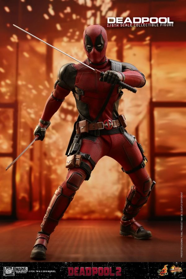 Hot Toys Deadpool 2 Deadpool 8