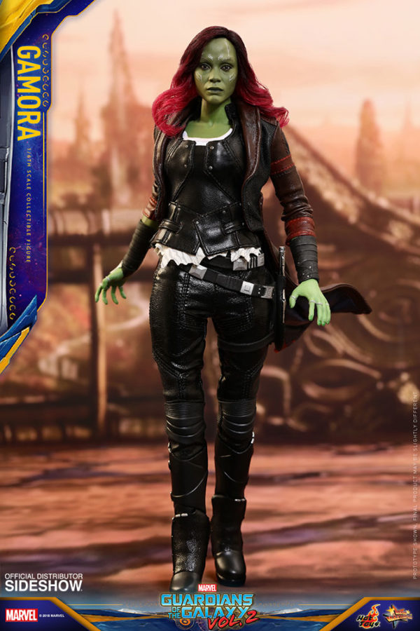 Hot Toys Guardians Vol. 2 Gamora 1
