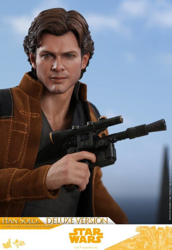 Hot Toys Han Solo Deluxe 1