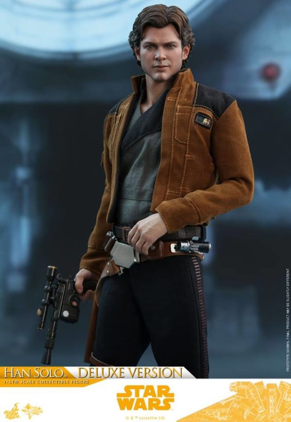 Hot Toys Han Solo Deluxe 10