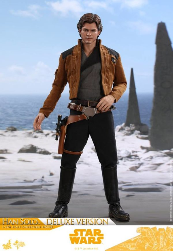 Hot Toys Han Solo Deluxe 11
