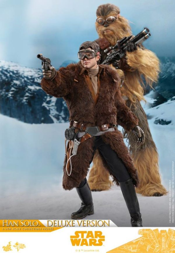 Hot Toys Han Solo Deluxe 13