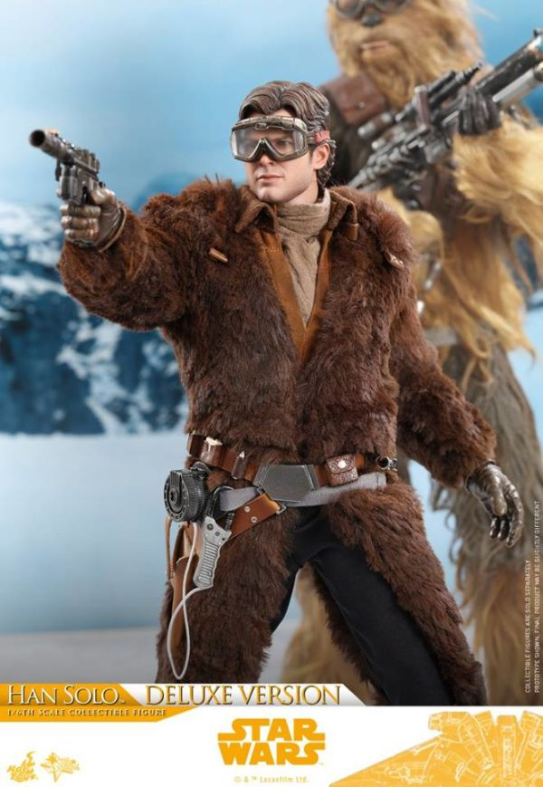 Hot Toys Han Solo Deluxe 15