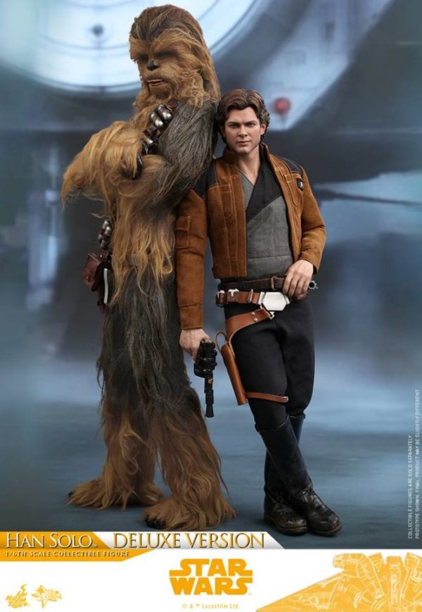 Hot Toys Han Solo Deluxe 16