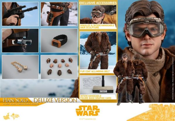 Hot Toys Han Solo Deluxe 17