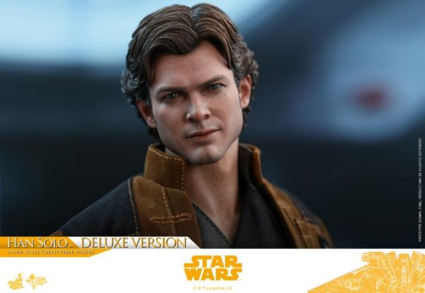 Hot Toys Han Solo Deluxe 2