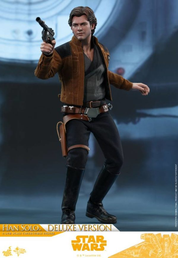 Hot Toys Han Solo Deluxe 3