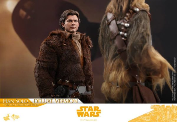 Hot Toys Han Solo Deluxe 4