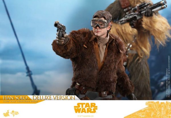 Hot Toys Han Solo Deluxe 5