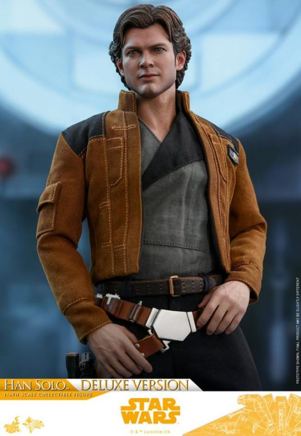 Hot Toys Han Solo Deluxe 7