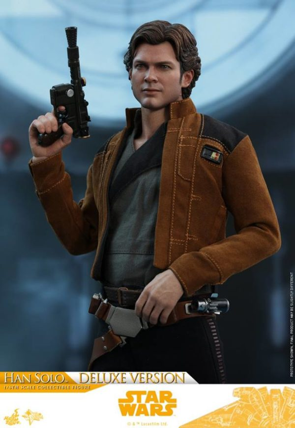 Hot Toys Han Solo Deluxe 8