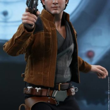 Hot Toys Han Solo Deluxe 9