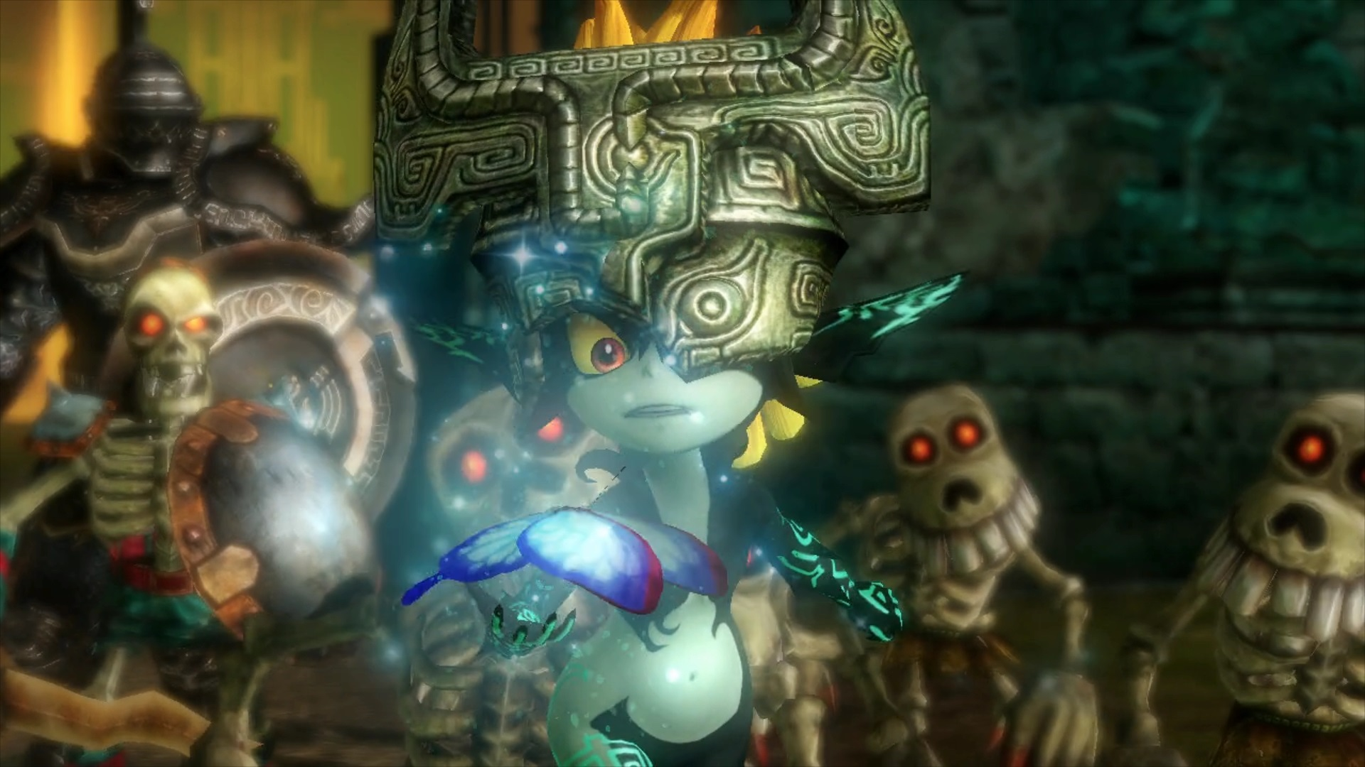 Hyrule Warriors Definitive Edition Receives A Fourth Character Trailer
