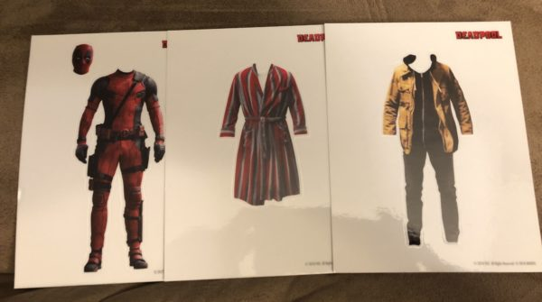 Deadpool Best Buy Exclusive Blu Ray Steelbook 12