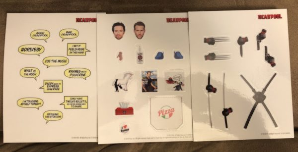 Deadpool Best Buy Exclusive Blu Ray Steelbook 13