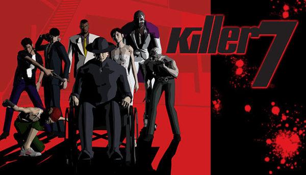 Killer7 Steam art