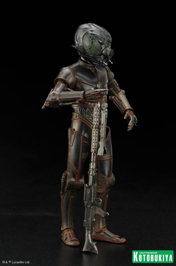 Kotobukiya Star Wars 4 Lom Statue 2