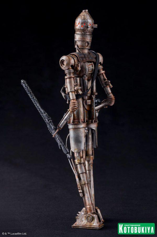 Kotobukiya Star Wars IG 88 Statue 3