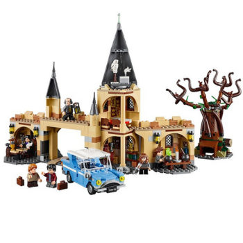 LEGO Harry Potter Hogwarts Whomping Willow 2