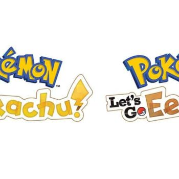 Let's Go Pikachu Let's Go Eevee Pokemon