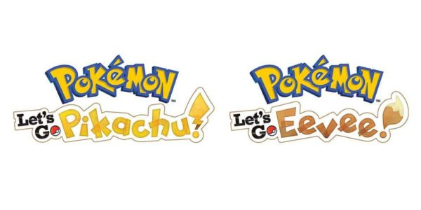 Let's Go Pikachu Let's Go Eevee Pokemon