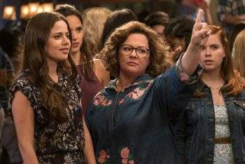 Life of the Party starring Melissa McCarthy