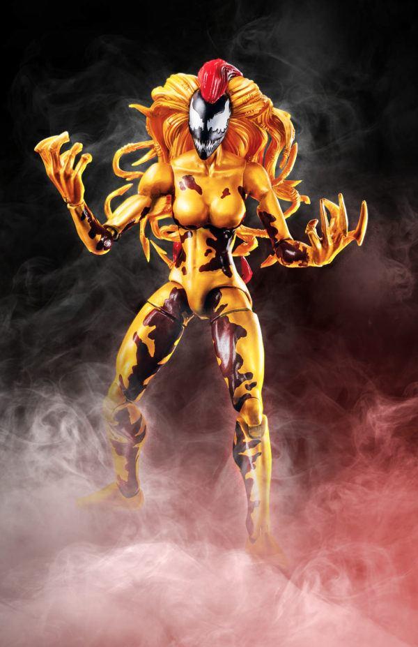 Marvel Legends Venom Wave Scream