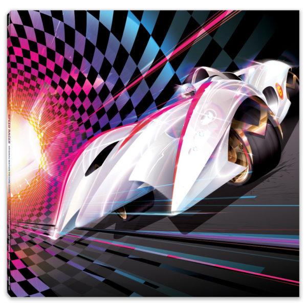 Mondo Vinyl Soundtrack Speed Racer 1