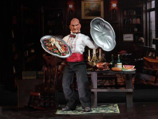 NECA Chef Freddy Krueger 2