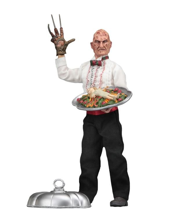 NECA Chef Freddy Krueger 3
