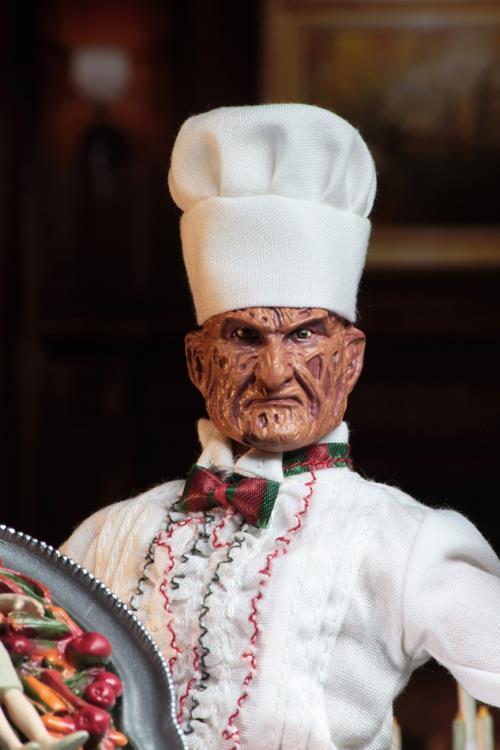 NECA Chef Freddy Krueger 4