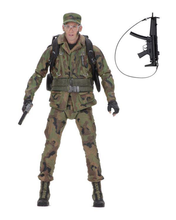 NECA Predator Hawkins Figure 1