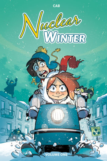 nuclear winter graphic novel