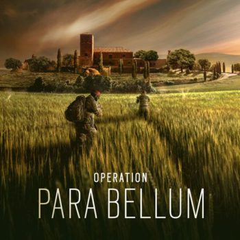 Operation Parabellum rainbow six siege