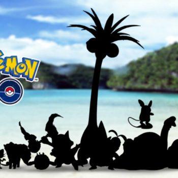 Pokémon GO Alolan Variants