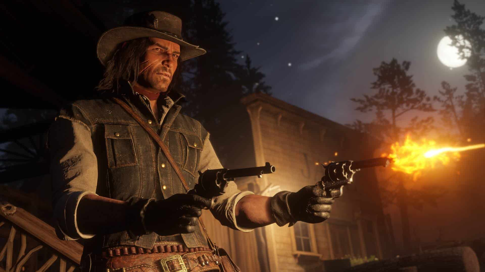 Rockstar Reveals PS4 Early Access Content for Red Dead