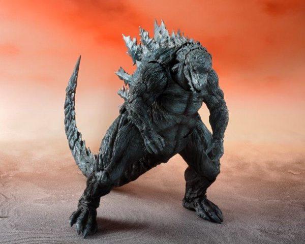 SH Figuarts Goadzilla Planet of the Monsters 4