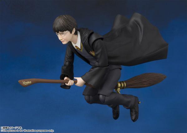 SH Figuarts Harry Potter Harry 4