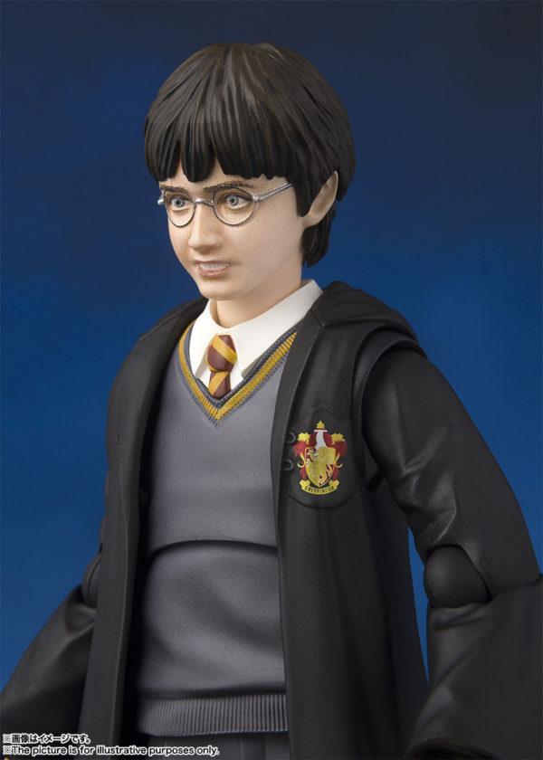 SH Figuarts Harry Potter Harry 10