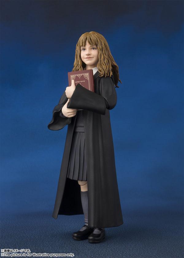 SH Figuarts Harry Potter Hermione 1