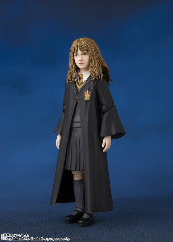 SH Figuarts Harry Potter Hermione 2