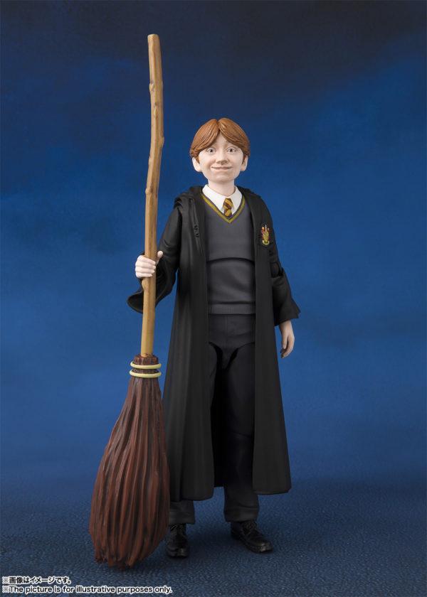 SH Figuarts Harry Potter Ron 1