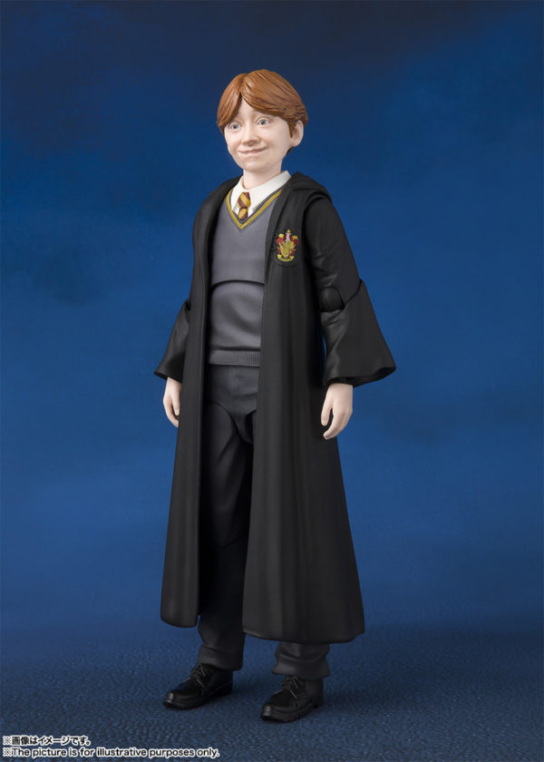 SH Figuarts Harry Potter Ron 2