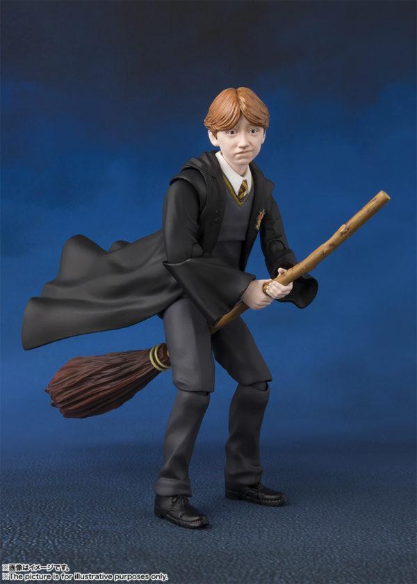 SH Figuarts Harry Potter Ron 5