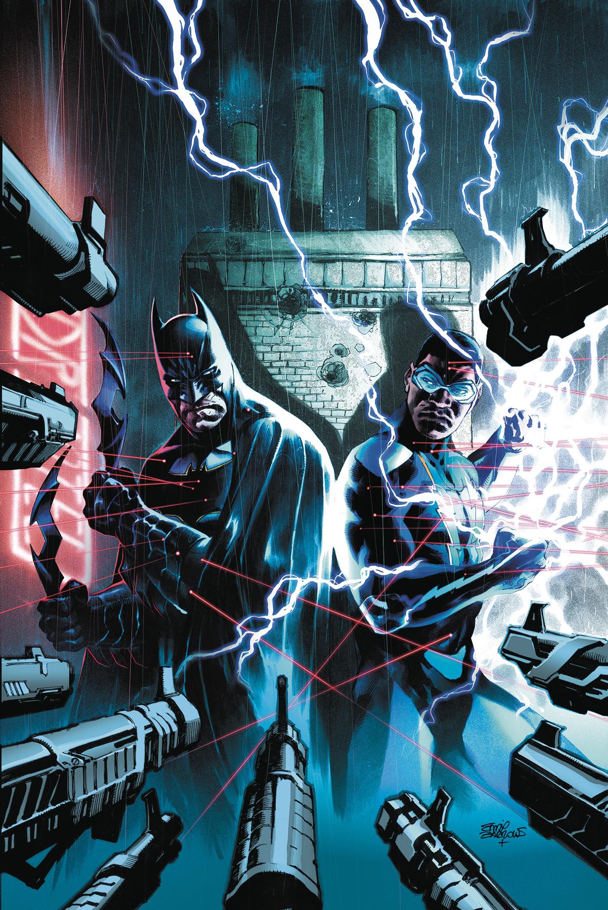 Bryan Hill No Longer Writing Detective Comics 982 Deacon Blackfire Replaces Black Lightning Deacon joseph blackfire is a sinister preacher and a villain in the dc comics. bryan hill no longer writing detective