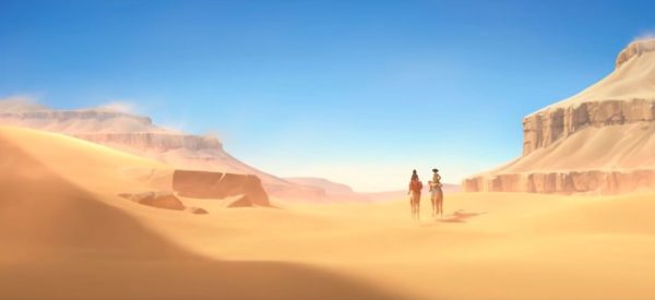 in the valley of gods trailer screencap