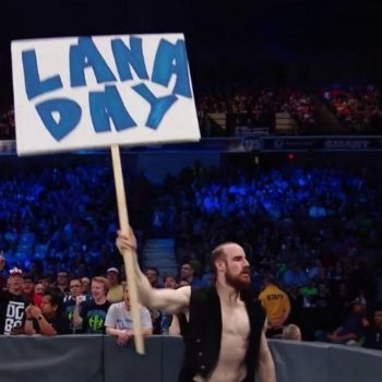 lana wwe sign